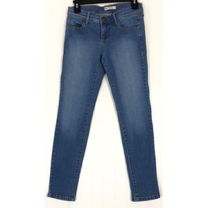 Free People blue skinny jeans A0302